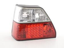 Coppia fanali fari POSTERIORI 4250414612191  VW Golf 2 19E  84-91, trasparente/r