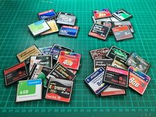 MIXED 1GB 2GB 4GB 8GB CF Compact Flash Memory Card For DSLR CAMERAS & KEYBOARDS