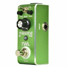 NEW Godlyke TWA Fly Boys FB-02 OVERDRIVE Distortion Guitar Effects Pedal