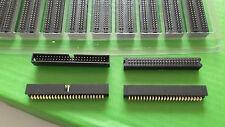 IDC Header Box 64 Way Ribbon Low Profile PCB Vertical x 50 pcs