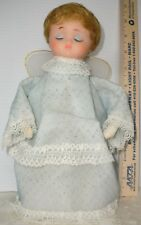 Vintage Doll Face Angel Tree Topper