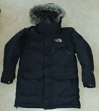 The North Face Down Mens Jacket Coat Parka  Size M