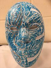 GB Johnny 3 Tears J3t HOLLYWOOD UNDEAD Plástico Halloween Máscara Disfraz TRES