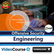 Offensive Security Engineering Training Video Course