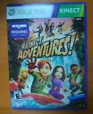 Kinect Adventures! Xbox 360 fast ship see pics