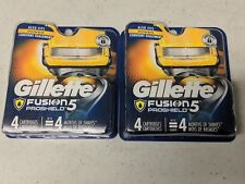 Gillette Fusion 5 ProShield Razor Blades 8 Cartridges Sealed