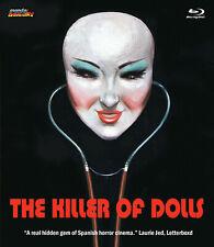 Killer of Dolls Blu Ray Mondo Macabre Michael Skaife 1974 Spainish Horror