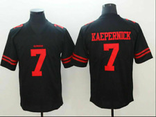 #7 COLIN KAEPERNICK Jersey San Francisco 49ers Jerseys Champions Fan Football 🏈