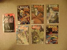 "Lot of 7 ""Batman"" comic books /  NM-M"