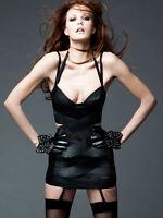 Ann Summers Elisa Black Bandage Dress