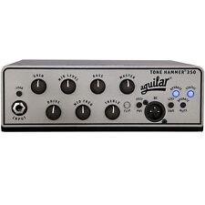 Aguilar Tone Hammer 350 Watt 8-Ohm Superlight Bass Amplifier Head w/ DI Out
