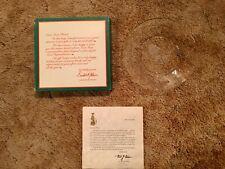 Avon Rose Commemerative 8 Inch Plate 1973