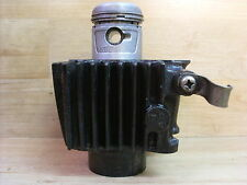 HONDA SS50 GENUINE CYLINDER BARREL AND PISTON