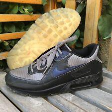 "NIKEiD Nike Air Max Custom ""West Coast"" Black Sneakers - Size 9 (US)"
