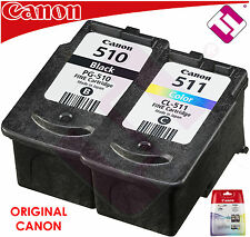 PACK TINTA NEGRA COLOR CANON PG 510 CL 511 IMPRESORA PIXMA MP 250