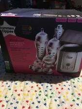 Tommee Tippee Pump and Go Complete Breast Milk Starter Set NEW