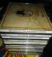 Cd musica classica verdi Mozart chopin etc stock