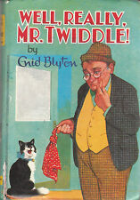 Well, Really Mr. Twiddle! - Enid Blyton - 1968 - AUST SELLER FAST POST!!!