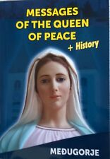 Medjugorje book MESSAGES OF THE QUEEN OF PEACE up to 2013 years + History