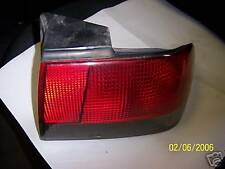 1995 Saab 900 Passenger Side Taillight Assembly