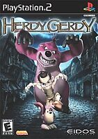 Herdy Gerdy ps2 PlayStation 2 game only 53J kids game