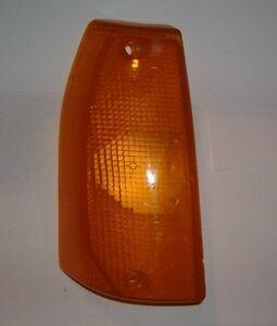 AUTOBIANCHI Y 10/ PLASTICA FRECCIA ANTERIORE DX/ FRONT TURN LIGHT RIGHT