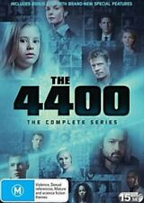 The 4400 Complete Series Season 1 2 3 4 DVD Boxset New & Sealed (Region 4)