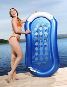 Bestway Inflatable Summer Vibes Lounger Lilo Pool Float Air Bed Mat Mattress