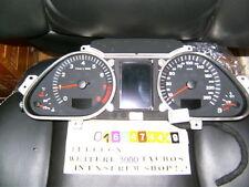 Strumento combinato contachilometri AUDI A6 4F 4f0920900k AUTOMATICO