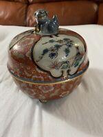 Imari Japan Bowl Antique Pottery Made In Japan