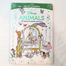 Disney Art of Coloring Adult Coloring Book  - Animals