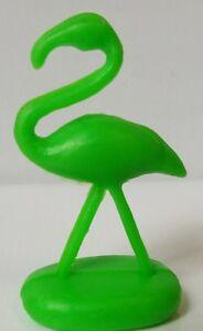 Green Yard Flamingo Miniatures (Set of 100) Fairy Garden Fun