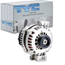 TYC Alternator for 2002-2006 Chevrolet Trailblazer 4.2L L6 sj