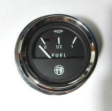 Fuel gauge JAEGER ITALIA ALFA ROMEO SPIDER DUETTO 105/115 UK original vintage
