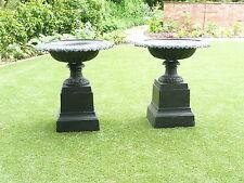 Iron Garden Pots