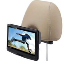 """10"""" Inch Portable DVD Player with Swivel Screen In Car Headrest & 12V Power Kit"""