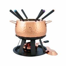 Swissmar Biel Copper Fondue Set (11 Pieces)