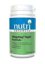 Nutri Megamag Night Formula (30 Servings) - 169g