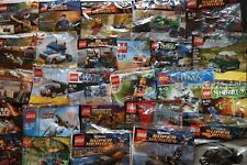 LEGO POLYBAGS DC MARVEL STAR WARS CREATOR CITY HOBBIT LORD OF THE RINGS CARS