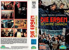 """VHS - """" Die ERBEN - 50 Jahre danach """" (1984) - Nikolas Vogel - Roger Schauer"""