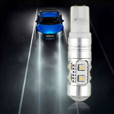 T10 50W W5W LED Super Bright White Car DRL Signal Light Bulb 194 168 IM