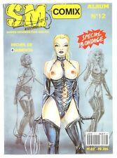 BD adultes  SM Comix N°12, Recueil de 4 numéros Special Bondage