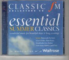 (HO648) Classic FM, Essential Summer Classics, 12 tracks - 2003 CD