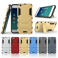 For Oppo A57 A39 Heavy Duty Tough Armor Hybrid Shockproof Case Cover Stand