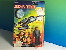 1979 MEGO STAR TREK ACTION FIGURE MOC ORIGINAL SERIES MR SPOCK LEONARD NIMOY NIB