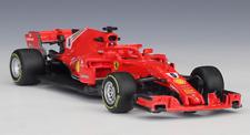 Bburago 1:43 Ferrari F1 2018 SF71H NO.5 Sebastian Vettel Diecast Model Car