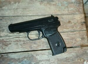Russian Special Forces Paratrooper VDV Practice Rubber Training Gun PM MAKAROV