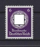 DR Dienst 169 c 6 Pfg. gute Farbe schwarzgrauviolett postfrisch geprüft (kt173)
