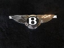Bentley Continental GT Flying Spur 2020-22 Radiator Shell Badge Hood NEW OEM