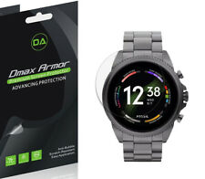 6x Dmax Armor HD Clear Screen Protector Shield for Fossil Men's Gen 6 44mm
